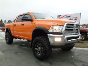 2011 Ram 2500 SLT 6.7L! LIFTED! JACKED! EXTRAS!