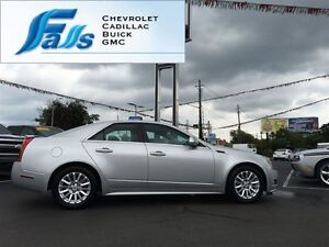 2011 Cadillac CTS Base, One Owner, Rear Spoiler