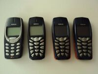 Nokia 3310, 3510 and 3510i in excellent condition Unlocked to all Networks