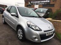 Renault Clio 1.5 DCI 1 PREVIOUS OWNER **30 DAY ENGINE AND GEARBOX WARRANTY**