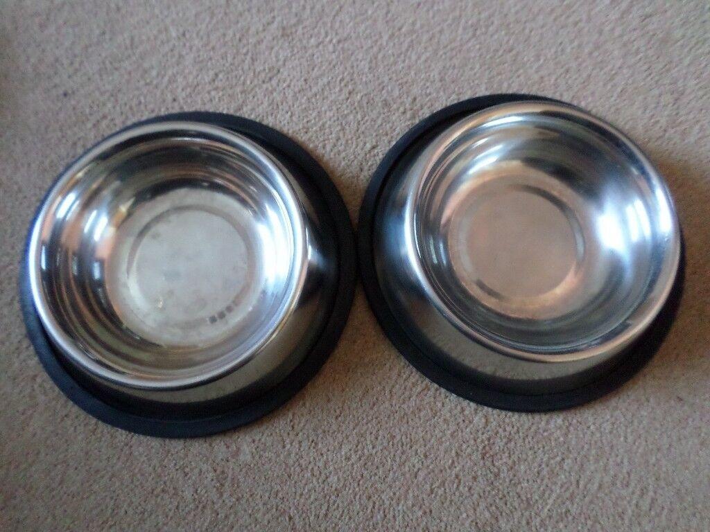 Various Pet Bowls - £1.00 per Bowl
