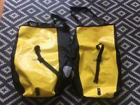 Ortlieb panniers 40L pair