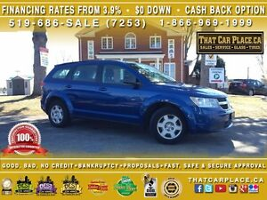 2010 Dodge Journey SE-$42/Wk-7Seats-PowerGroup-Clean-AUX-PricedT