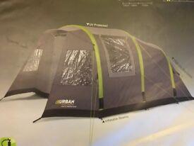 Urban Escape 4 person inflatable tent *BRAND NEW*