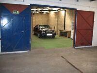 Secure Workshop Storage 150sq mtrs