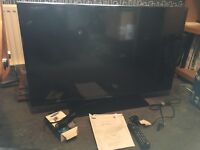 """SAMSUNG 40"""" TELEVISION UE40EH6030 200HZ 1080p Full HD 3D LED BACKLIT TV - with 3 pairs of 3D glasses"""