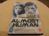 Almost Human DVD Movie