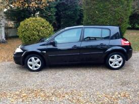 Renault megane only 6600 fsh