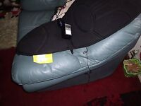 HO-MEDICS CHAIR HEAT AND MASSAGE SEAT COVER