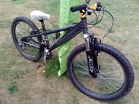 Jump bike in excellent condition
