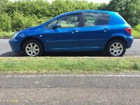 2004 Peugeot 307 2.0 HDi S 2.0 Diesel 123,307 miles 9 Months Mot, Drives Perfectly Well £599