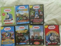 Thomas the tank Engine DVDs for sale