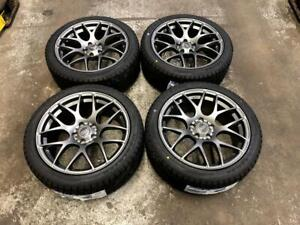 18 VMR WHEELS 5x112 and SAILUN WINTER TIRES 245/40R18 (AUDI CARS) Calgary Alberta Preview