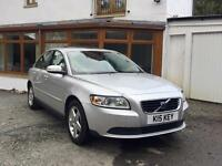 VOLVO S40 1.6S [1 OWNER / LEATHER / SUNROOF / PARK SENSORS / FULL SERVICE HISTORY]