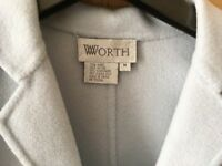 Wool & Cashmere Light Weight Coat