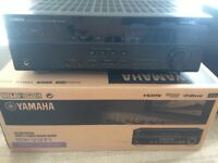 Yamaha Surround Sound Amp