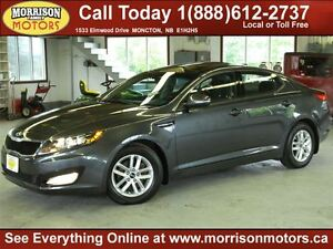 2013 Kia Optima LX+, Panoramic Sunroof!
