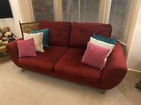 DFS 3 seater sofa - Great condition - Can deliver