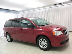 2016 Dodge Grand Caravan SXT 7PASS REAR A/C & HEAT, DVD INPUT WI