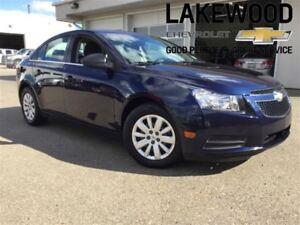 2011 Chevrolet Cruze LS (Powered Options)