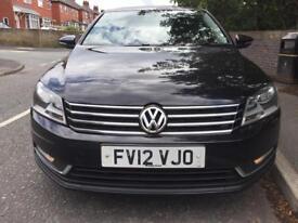 Volkswagen VW Passat 2012 Bluemotion £30 tax per year DIESEL