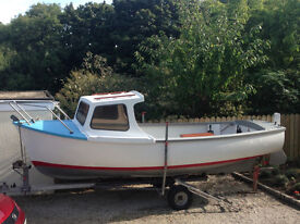 BOAT 18ft Plymouth Pilot