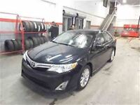 2012 Toyota Camry XLE, Cuire, Toit ouvrant