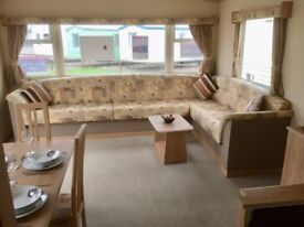 Discounted,Holiday Home,Sited Caravan,2018 Site Fees Included,Great Community, 200m From Beach, Pool