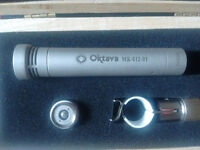 Authentic Oktava MC-012 01 Cardioid Condenser Microphone