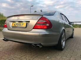 Mercedes Benz e500 TOP SPEC