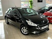 FREE ROAD TAX (2013) PEUGEOT 208 ACTIVE HDI 3DR + 12 MONTH MOT + FSH+ FREE DELIVERY TO YOUR DOOR!