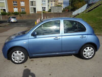 2007 NISSAN MICRA 1.2 SPIRITA 5d AUTO 80 BHP GREAT EXAMPLE OF LOW MILES AUTO + SERVICE RECORD +