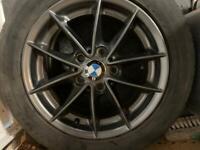 BMW 1-Series alloys