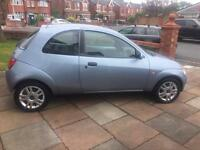 Ford ka luxury 1.3 manual low mileage 12months mot