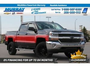 2018 Chevrolet Silverado 1500 LT True North Edition *Price Does