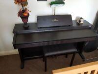 Yamaha Clavinova Clp-133-digital-piano-88-keys-advanced-wave-memory-awm-stereo