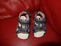 sellection of baby boy shoes size 4.5 & 5