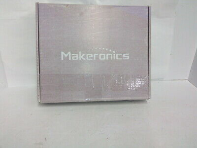 Makeronics Solderless 3220 Tie-points Experiment Plug-in Breadboard Super Kit...
