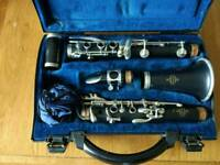 Clarinet buffet b12