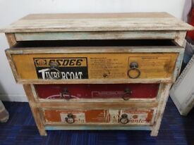 Ex Showroom Display Industrial 3 drawer chest