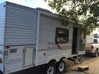 FIFTH WHEEL 1/2 TON TOWABLE!! 2001 JAYCO QUEST!! CAN FINANCE!