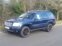 JEEP GRAND CHEROKEE 2.7 TURBO DIESEL