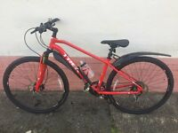 TREK 8.4 DS (DUAL SPORT) 17.5IN ROAD/TRAIL BIKE - IN NEW CONDITION