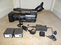 Panasonic HMC151 HD camcorder