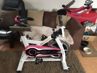 Body sculpture active woman. Women's exercise bike. Very good condition. 1 owner hardly been used.