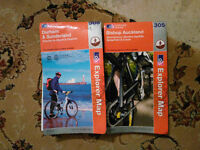 OS Maps (North East)