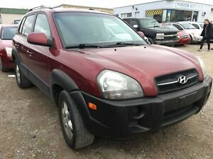 2005 Hyundai Tucson GL CALL 519 485 6050 CERT AND E TESTED London Ontario image 2