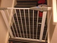 Lindam stairs gate + extension
