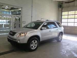 2010 GMC Acadia SLE2, AWD, Towing Package