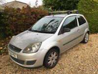2006 Ford Fiesta 1.2 Style Climate